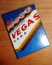 Bee Welcome Las Vegas Single Deck Playing Cards, Sealed