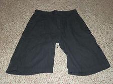 Mens shorts size 14 Micros shorts size 14 Black shorts size 14 Pinstriped shorts