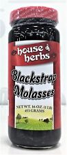 House of Herbs Blackstrap Molasses 16 oz