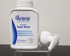 Melaleuca Renew Moisturizing Hand Wash W/ Pump 8 Fl Oz SEALED!!!