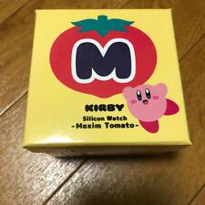 Star Kirby Silikon Uhr mit Box Süße Maxim Tomaten