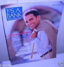 #8504 JoS. A. Bank Men's Clothing Catalog Spring 1995