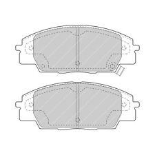 FERODO RACING DS2500 PASTIGLIE ANTERIORI HONDA CIVIC TYPE R 2.0 EP3 09/2001 > su FCP1444H