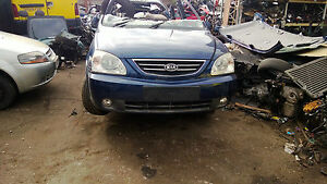 KIA CARENS CRDI for Breaking from 2002-6 all Parts Available