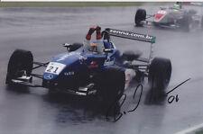 Bruno Senna Hand Signed Photo 9x6.