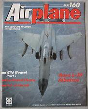 Airplane Issue 160 Aero L-39 Albatros cutaway & poster, Lockheed L-188 Electra