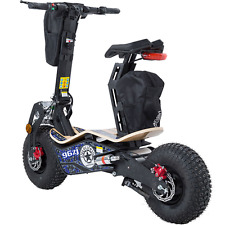 Electric Scooter  - MotoTec Mad 1600w 48v