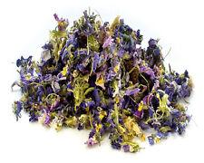 Dried Sweet Violets, Tea making Resin Bath Bomb Candle Soap Wedding Confetti