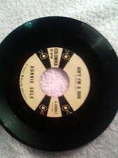 Ronnie Self/ Ain't I'm A Dog- Rare Rockabilly 1958