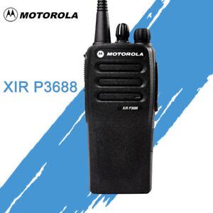 Motorola XiR P3688 Portable Radio Walkie Talkie