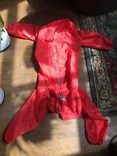 Waterproof Dog Trouser Suit - Large Dog
