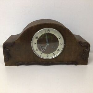 Antique German Urgos Mantel clock with Chimes **Untested** #404