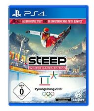 PS4 / Sony Playstation 4 - Steep: Winter Games Edition DE mit OVP