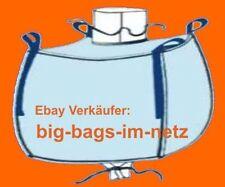 * 6 Stk. BIG BAG - 108 cm hoch - Versandkostenfrei! - Bags BIGBAGS Säcke - 500kg