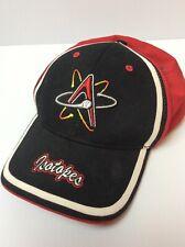 Albuquerque Isotopes Adjustable Hat Baseball Cap Red Minor League