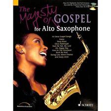 The Majesty of Gospel - Altsaxophon Noten [Musiknoten]