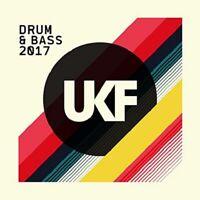 UKF DRUM & BASS 2017   CD NEW