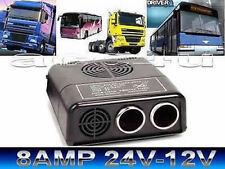 24v Truck Camión Bus A 12v Socket 8 Amp Mini Voltaje Silla Conversor Reductor