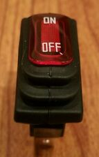 On/Off Power Switch for Razor E100 E125 E150 ALL VERSIONS Water Proof with Light