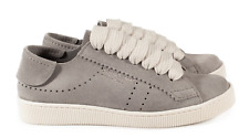 Pedro Garcia Men's Mist Castoro Suede Mr.Perry Sneakers 6476 Size 41 EUR