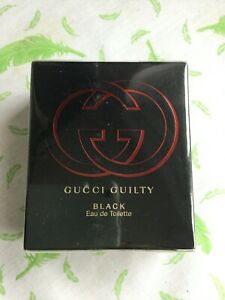 Gucci Guilty Black Eau'de Toilette 50ml - new and sealed (t12)