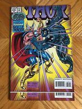 Thor 476 Double Cover Error + Miscut Error Marvel Comics VF/NM