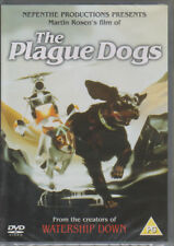 The Plague Dogs (animated film) 82 Minute Version New & Sealed UK R2 DVD