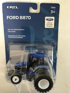 ERTL 1:64 FORD Model 8870 Tractor w/DUALS