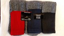 6 PAIRS CHILDREN'S  WARM WINTER THERMAL INSULATED OUTDOOR SOCKS  8-3 FOOT SIZE