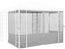 Seitenteile für Pavillon, »Aluminium« 3x4m 453366, Sonnenschutz, Sichtschutz