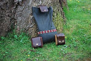 Bushcraft Foraging Belt Bag (Handmade)