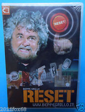 DVDs Beppe Grillo reset Show registered in Rome on 30 March 2007 casaleggio