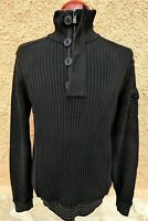 Mens PME Legend Charcoal Thickish Jumper/Pullover Size L (see pics)