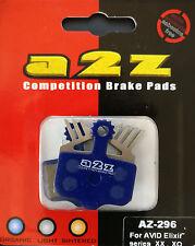 A2Z Avid Elixir Disc Brake Pads Organic