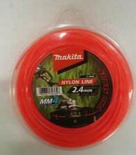 Makita Nylon Line - Brush Cutter, Whipper Snipper, Line Trimmer 2.4mm x 87m