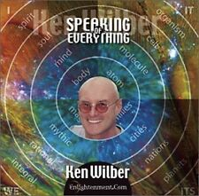 Speaking of Everything by Ken Wilber (2 CDs, 2001, Enlightenment.com)