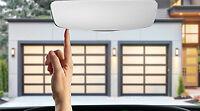 🔥 PT347-00210 Toyota Frameless Homelink Rear View Mirror Camry Rav4 4Runner 🔥