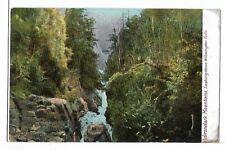 (0566) 1905 P/C   ADIRONDACK MOUNTIANS DE. WILMINTON FALLS