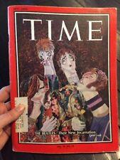 Magazine time  Beatles / Their New Incarnation   SEPTEMBER 22 1967