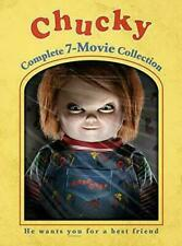 Chucky Complete 7 -Movie Collection (DVD, 2017, 7-Disc Set)