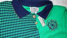 Vintage Cricket Lane Knit Pants set Med. Made in USA 3/4 Dolman Sleeves
