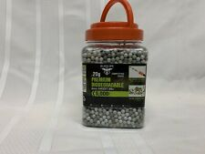 Black Ops 5000pk .20g Competition Grade Premium Biodegradable 6mm Airsoft BB
