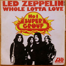 "FRENCH SP - LED ZEPPELIN "" WHOLE LOTTA LOVE "" - LANGUETTE"