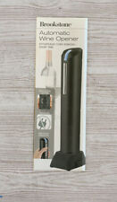 New listing Brookstone Automatic Wireless Wine Opener with Foil Cutter #A15