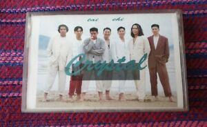 HK Tai Chi ( 太極 ) ~ Crystal ( Malaysia Press ) Cassette