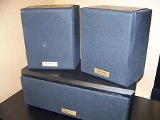 Kenwood 3.0 Reference Home Theater Speakers