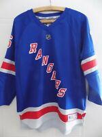 NHL New York Rangers Mats Zuccarello Aasen Rare Hockey Reebok Jersey Shirt Top