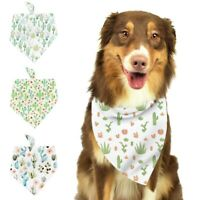"Zee Dog /""Guacamole/"" Dog Collar with Cactus Trees!"