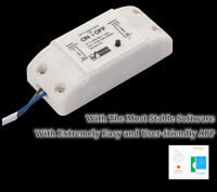 WiFi Smart control Switch Module for DIY Home/Engineering work with Alexa/Nest