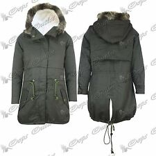 Unbranded Cotton Quilted Coats & Jackets for Women